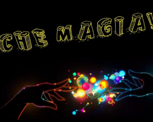 Ragazzini e magia