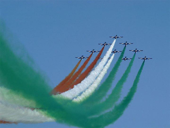 Aeronautica Militare - Le Frecce Tricolori