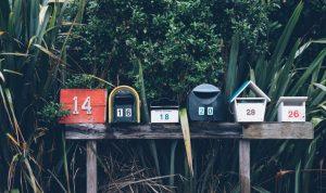 Scrivere mail