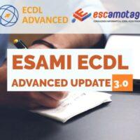 ECDL Advanced Update