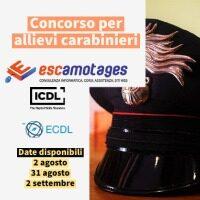 Bando Allievi Carabinieri