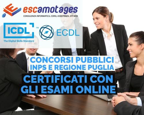 Concorsi INPS Regione Puglia